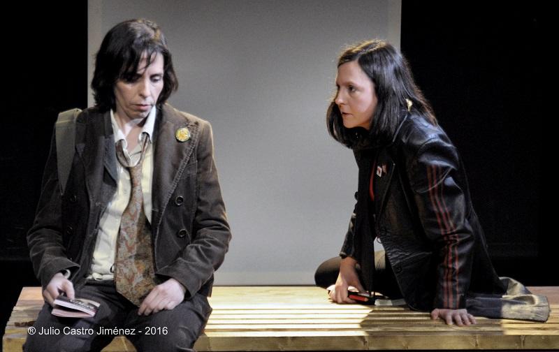 Verónica y Ángeles