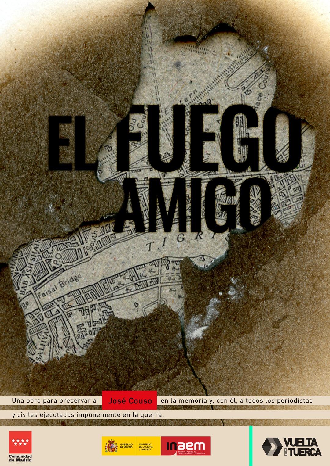 El fuego amigo (2019-20)